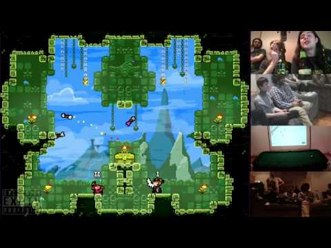 THE BIRTHDAY PARTY | TOWERFALL TOURNAMENT SEMI-FINALS/FINALS