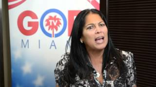 GOPTV: Mimi Planas, President of the Log Cabin Republicans of Miami