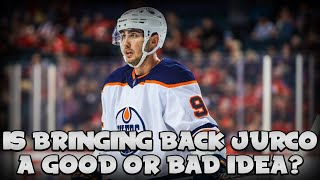 Should The Edmonton Oilers Sign Tomas Jurco To An Extension? | Oilers Talk + Rumours