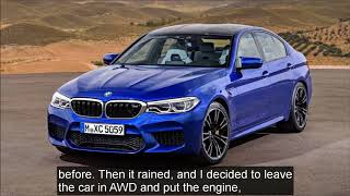THE FASTEST BMW M: REVIEW 2018 BMW M5 - PART 2 | MT CARS