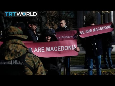Why does the name Macedonia anger Greece?