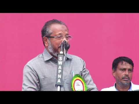 T Arifali - jih thrissur district conference