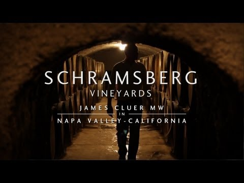 James Cluer in Napa, California: Part 12 - Schramsberg Vineyards