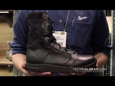Danner Gore Tex Tachyon At Shot Show 2014 Youtube