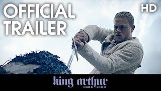 King Arthur: Legend of the Sword (2017) Comic-Con Trailer [HD]