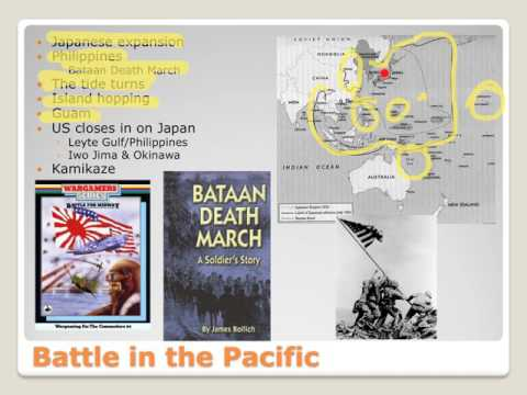 WWII Slide 7 Battle in the Pacific