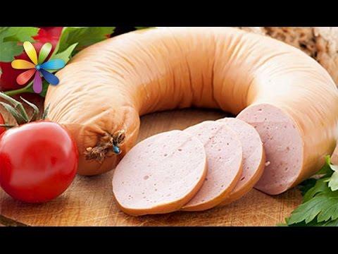 Домашняя колбаса: рецепт от Микаэля Арояна – Все буде добре. Выпуск 913 от 14.11.16