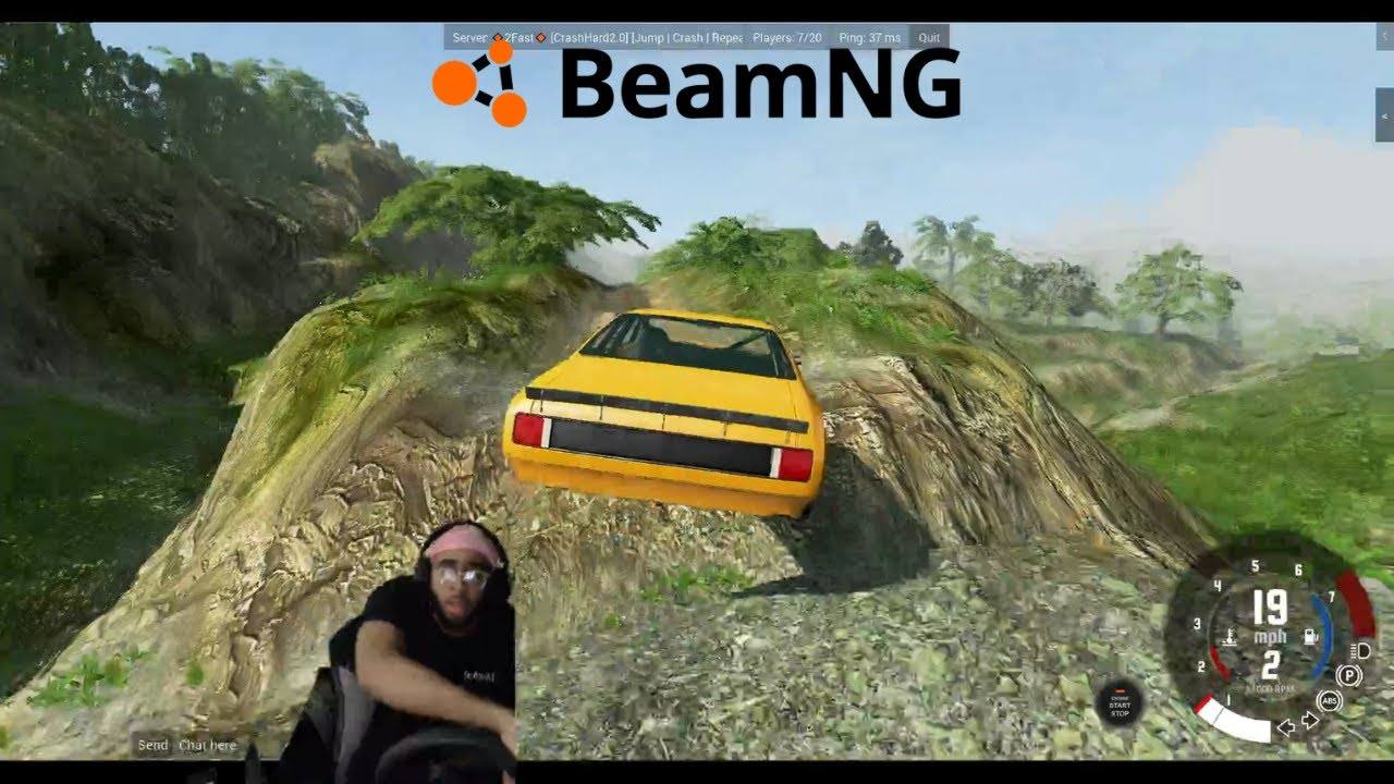 My only goal was to go to Gabe's house lmaoo - BeamNG.Drive
