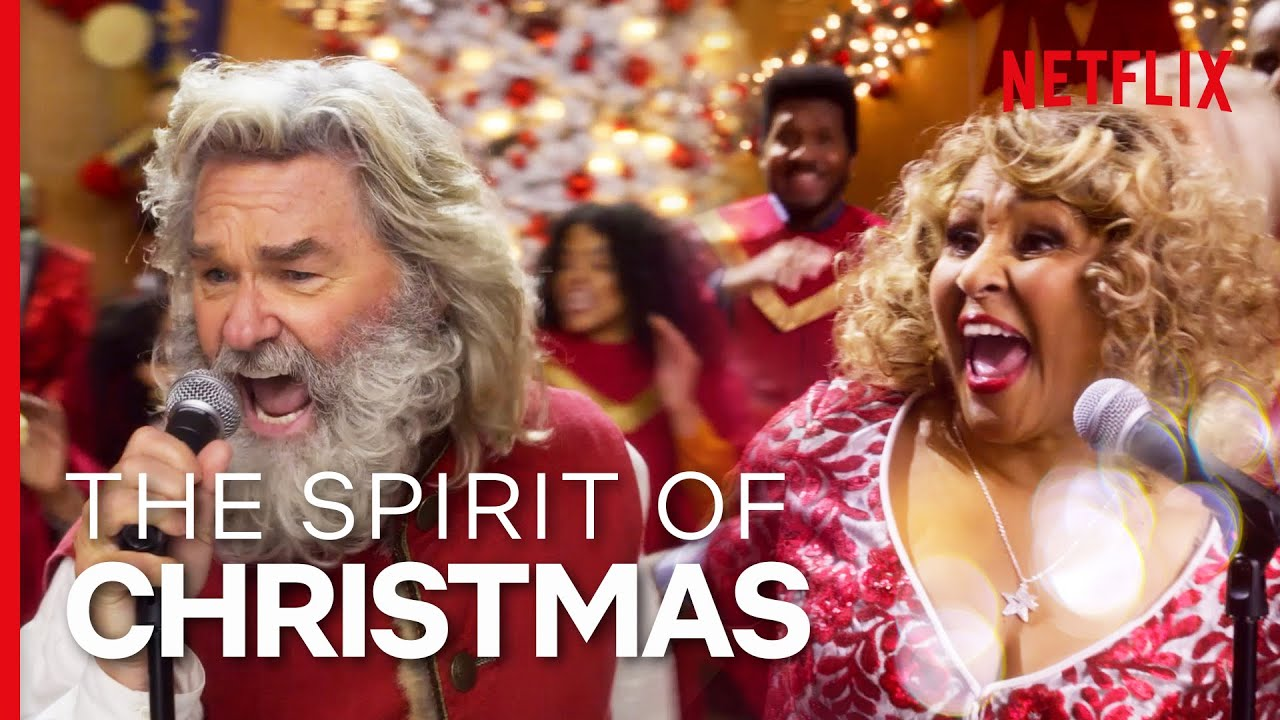 The Spirit of Christmas - Christmas Chronicles 2 (Kurt Russell, Darlene Love)