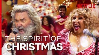 להציל את חג המולד 1 (2018) 1 The Christmas Chronicles