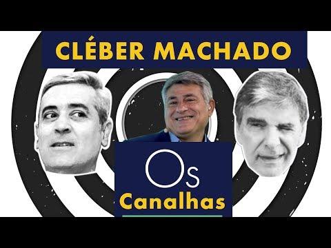 """""""Ando na rua e o cara ainda grita 'hoje sim'"""", diz Cleber Machado"""
