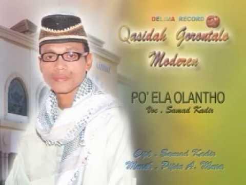 Qasidah Gorontalo - POELA OLANDO Voc  Samad Kadir
