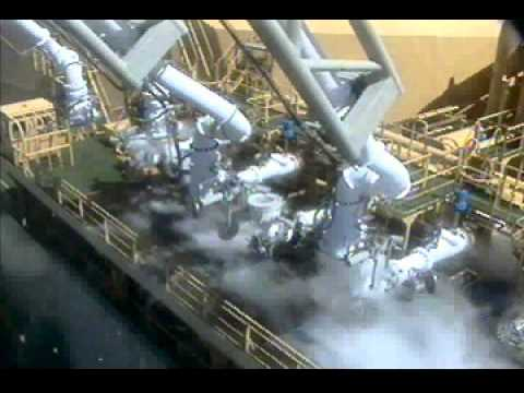 Accidental PERC activation on a LNG Tanker.