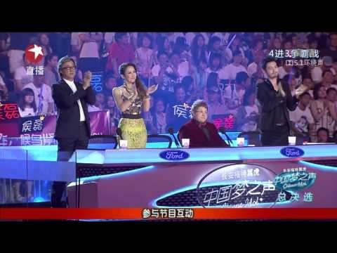 Full Show:Li Xiangxiang sings his heart out to win