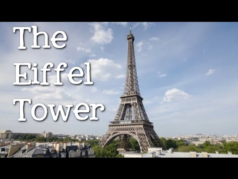 The Eiffel Tower for Kids:  Famous World Landmarks for Children - FreeSchool