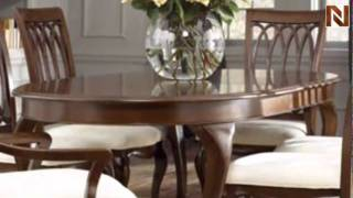 Cherry Grove The New Generation Oval Dining Table-kd 091-760 By American Drew