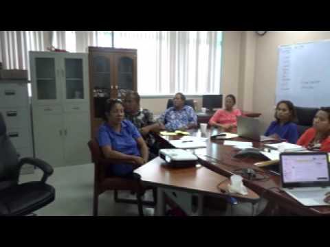 RMI Ministry of Health engages on Zika virus