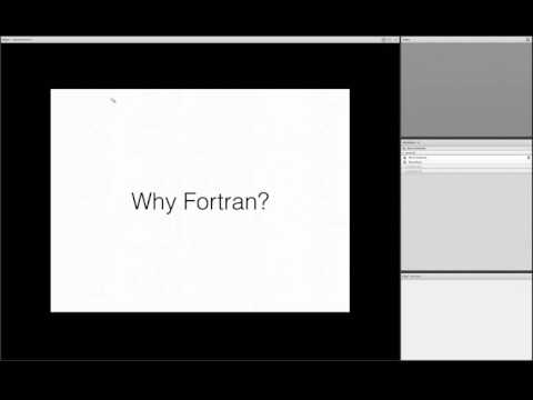 Introduction to Fortran 90/95 part 1
