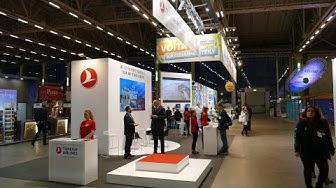 Matkamessut 2020 - Turizm Fuari Helsinki 2020 - Day 1