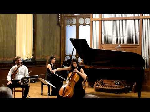 Concerto Casa Verdi - Vincitori 4° Concorso Nazionale Musica da Camera