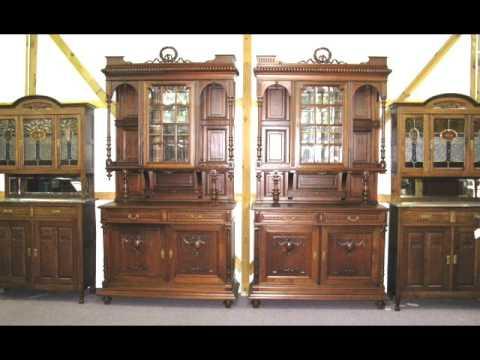 Morris Antiques: antique furniture