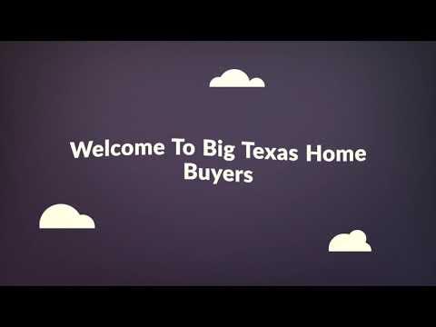 Big Texas Home Buyers in Dallas TX