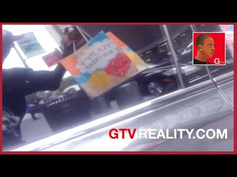Giving Mick Jagger a birtay present on GTV Reality