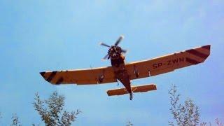PZL-Mielec M18 Dromader SP-ZWN - Lousã