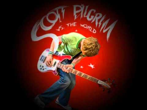 (Scott Pilgrim vs The World) Blood Red Shoes- It's Getting Boring By The Sea