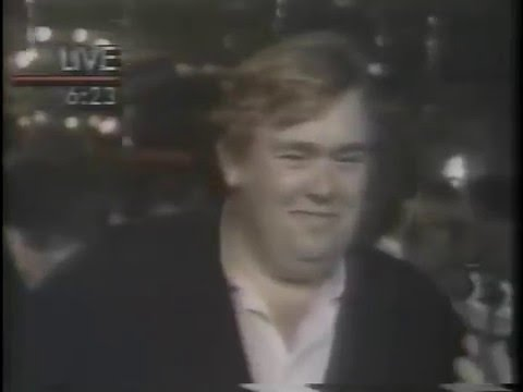 John Candy on Gretzky Trade to Kings 1988