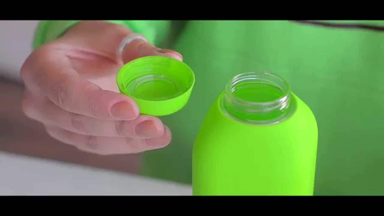 <b>Бутылка monbento positive</b>. Видео-обзор от БентоБокса - YouTube