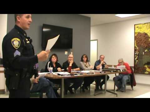 Bedford Township Board meeting 11_10_2016
