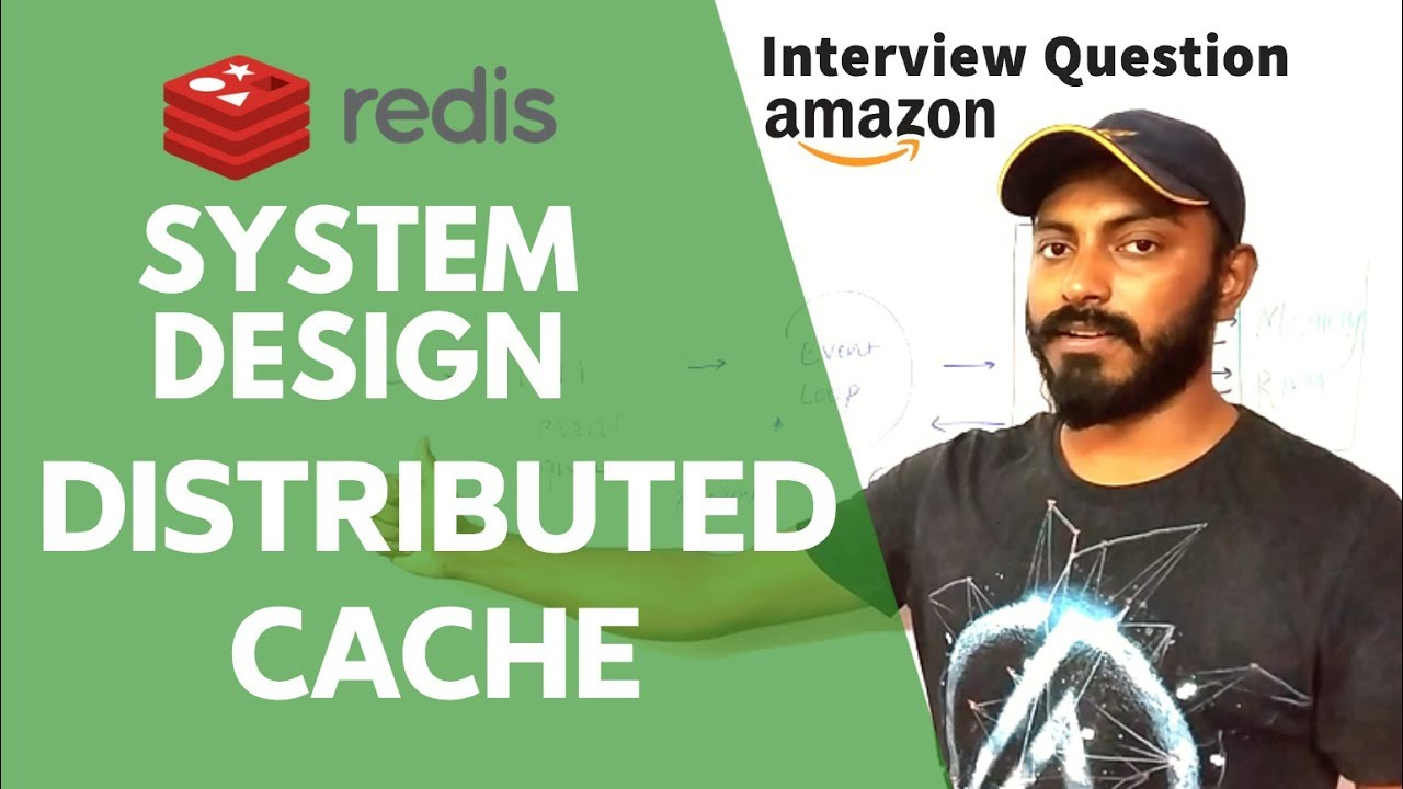 Redis System Design Distributed Cache System Design Youtube
