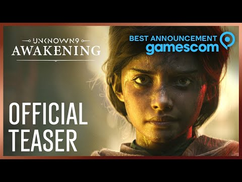 Unknown 9: Awakening - Official Teaser Trailer