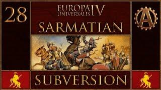 EUIV Extended Timeline Sarmatian Subversion 28