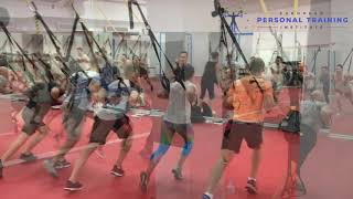 Suspension Training Sprinter Starts - EPTI SMT Workshop