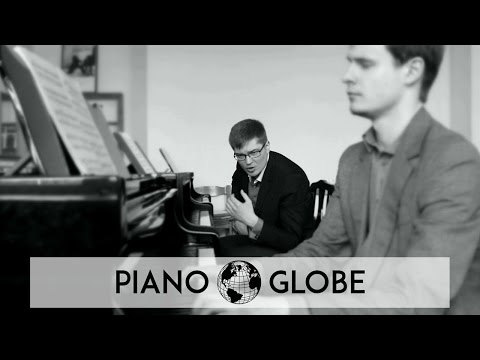 Lesson-Clip with Piano Professor Aidas Puodziukas, Lithuania