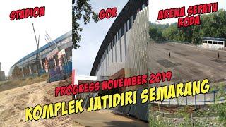 PROGRES PEMBANGUNAN KOMPLEK JATIDIRI SEMARANG, Kabar Terkini Stadion Jatidiri Semarang