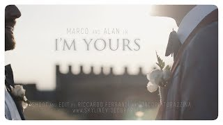 I'M YOURS ♡ Gay Wedding Movie • Lake Garda, Italy