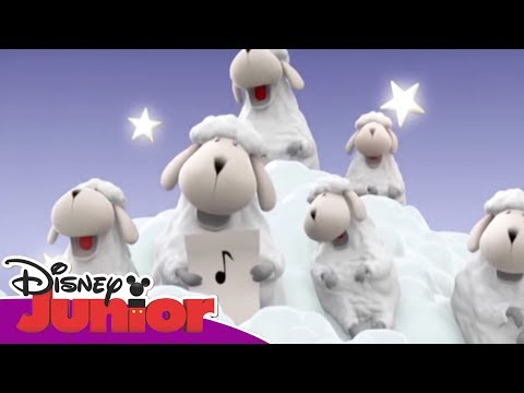 Disney Junior 💛🌛⭐️ LaLeLu Gute Nacht Lied | 1 Stunde Mix ⏰