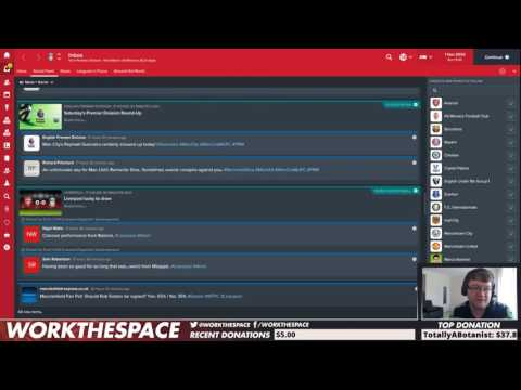 LIVERPOOL LIVE #14 - Football Manager 2017