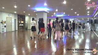 Cherry Blossom Ending (벚꽃엔딩) Line Dance