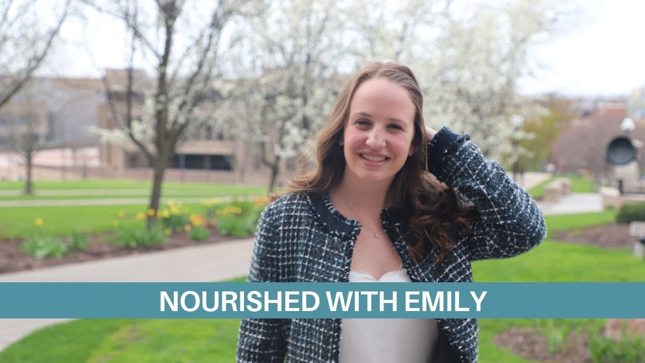 What is the Nourished with Emily 1:1 Nutrition Coaching Program?
