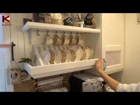 Кухни на заказ в СПб. Дизайн кухни и реальный отзыв Татьяны - Каро Мебель