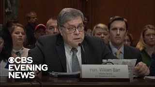 Trump expands William Barr's power over classified information