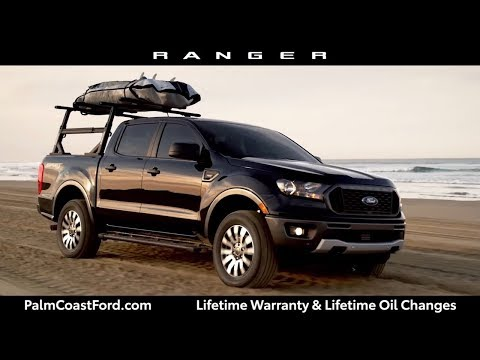 2019 Ranger is now available! | Palm Coast Ford