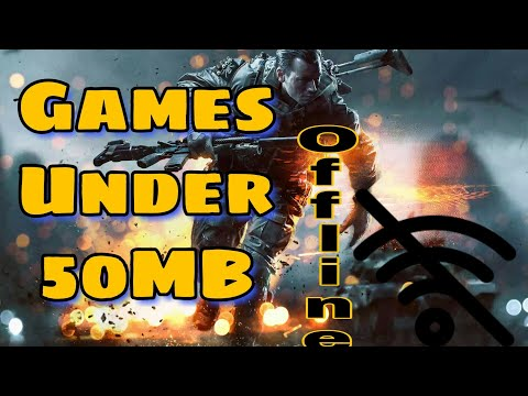 Top 10 Offline Games For 512MB Ram Android/Top 10 Games Under 50MB.