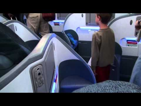 Air Canada Executive First Cabin Boeing 767 (Business Class)