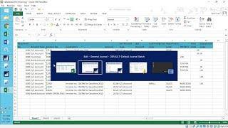 Import Excel Journals into Dynamics NAV