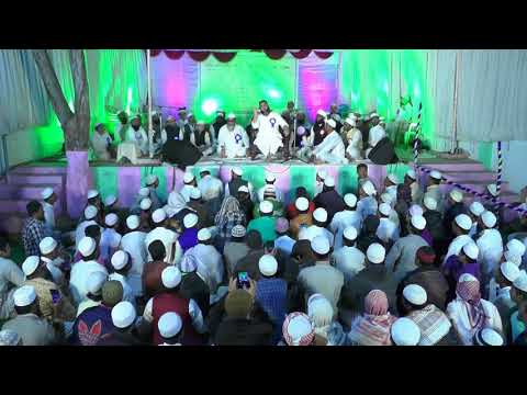 Qari Ahmed Ali Falahi Sahab Bayan part 1 of 9 on 29/11/2017 at bowenpally hyderabad